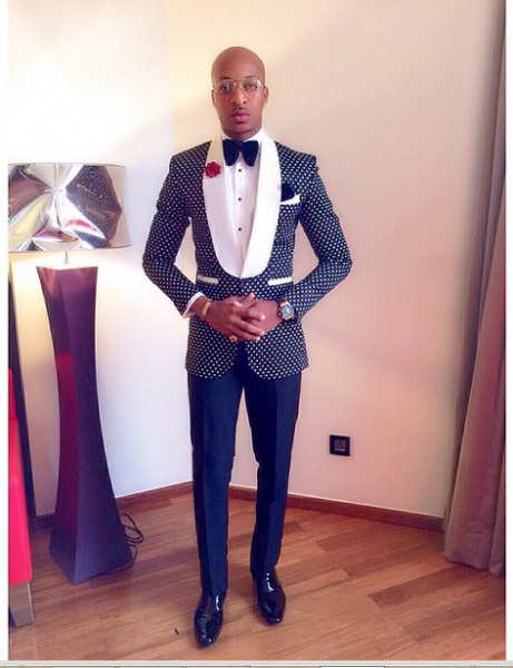 AMVCA 2015 - Ik Ogbonna LoveweddingsNG Red Carpet to Aisle