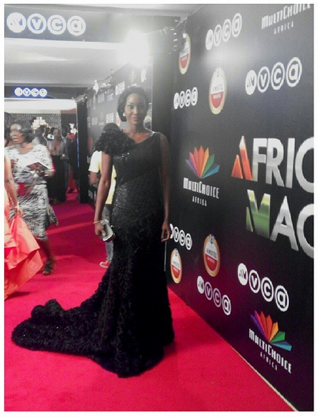 AMVCA 2015 - Isio Wanogho LoveweddingsNG Red Carpet to Aisle