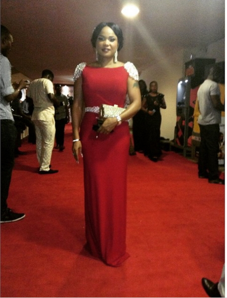 AMVCA 2015 - Iyabo Ojo LoveweddingsNG Red Carpet to Aisle
