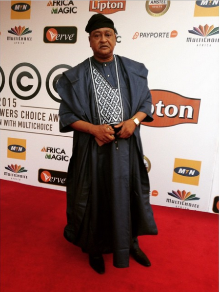 AMVCA 2015 - Jide Kosoko LoveweddingsNG Red Carpet to Aisle
