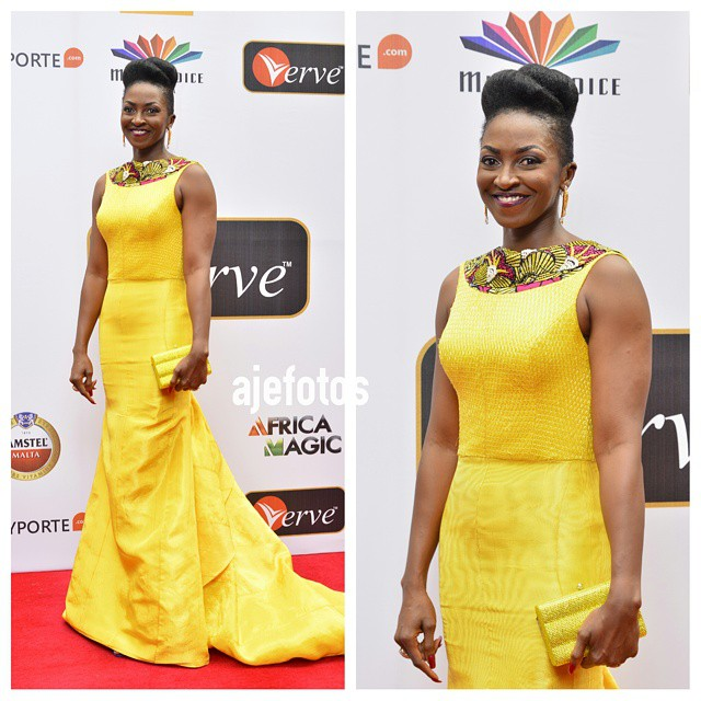 AMVCA 2015 - Kate Henshaw LoveweddingsNG