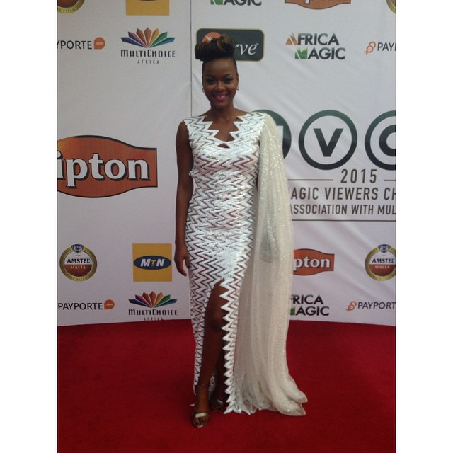 AMVCA 2015 - Kehinde Bankole LoveweddingsNG