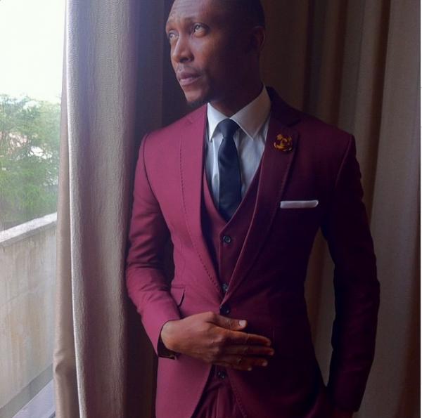 AMVCA 2015 - Kunle Idowu LoveweddingsNG Red Carpet to Aisle