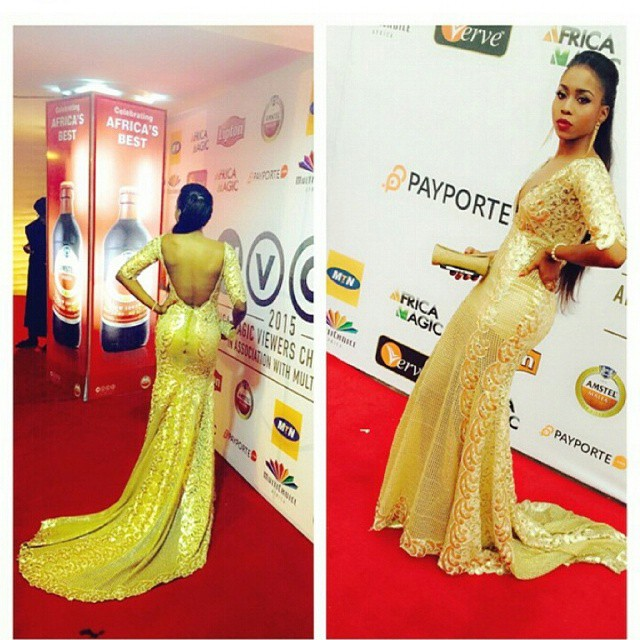 AMVCA 2015 - Lily Afe LoveweddingsNG