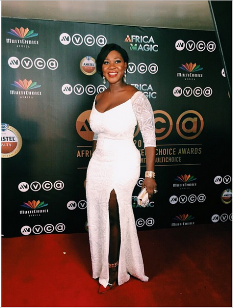 AMVCA 2015 - Mercy Johnson Okojie LoveweddingsNG Red Carpet to Aisle