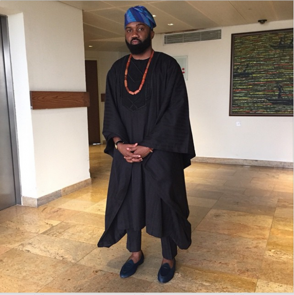AMVCA 2015 - Noble Igwe LoveweddingsNG Red Carpet to Aisle