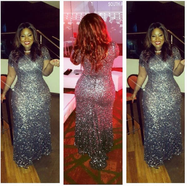 AMVCA 2015 - Toolz LoveweddingsNG Red Carpet to Aisle