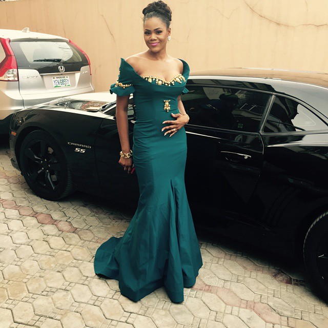 AMVCA - Busola Dakolo LoveweddingsNG