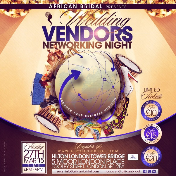 African Bridal Wedding Vendors Networking Night LoveweddingsNG
