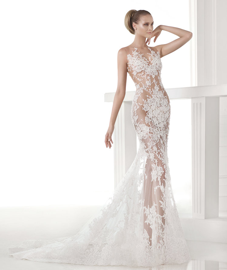 Atelier Pronovias' 2015 Collection - LoveweddingsNG