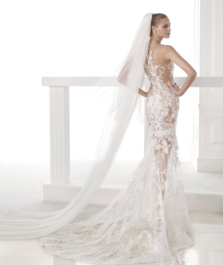 Atelier Pronovias 2015 Collection - LoveweddingsNG
