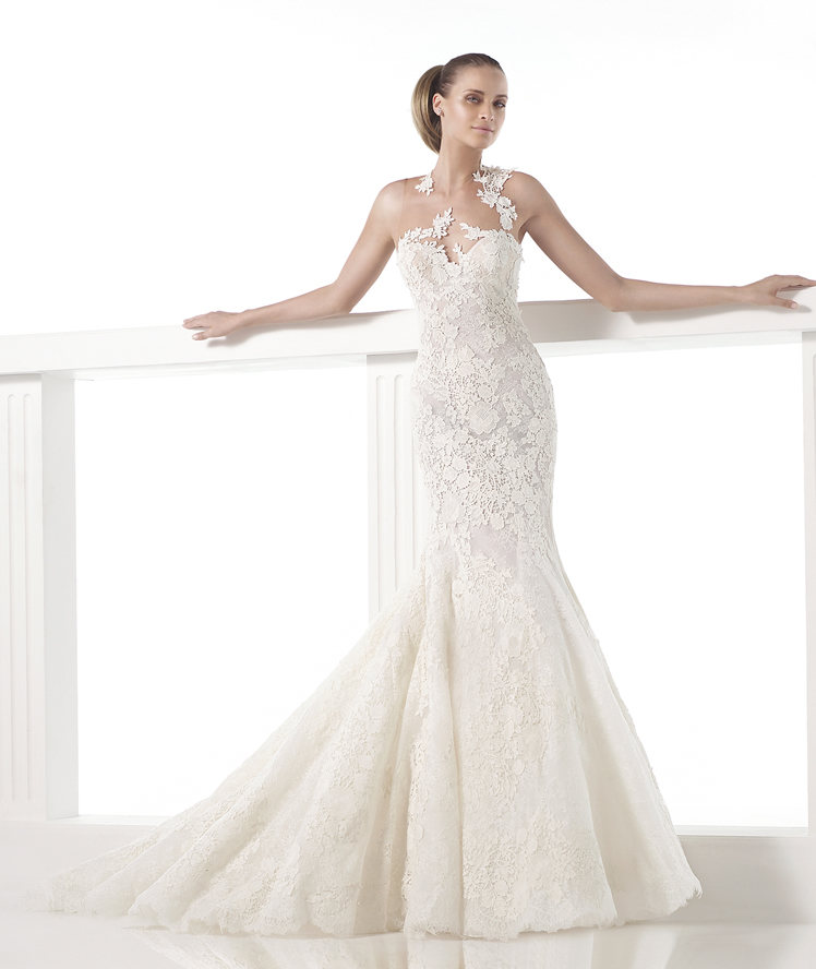 Atelier Pronovias 2015 Collection - LoveweddingsNG1