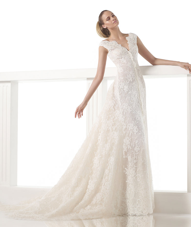 Atelier Pronovias 2015 Collection - LoveweddingsNG10