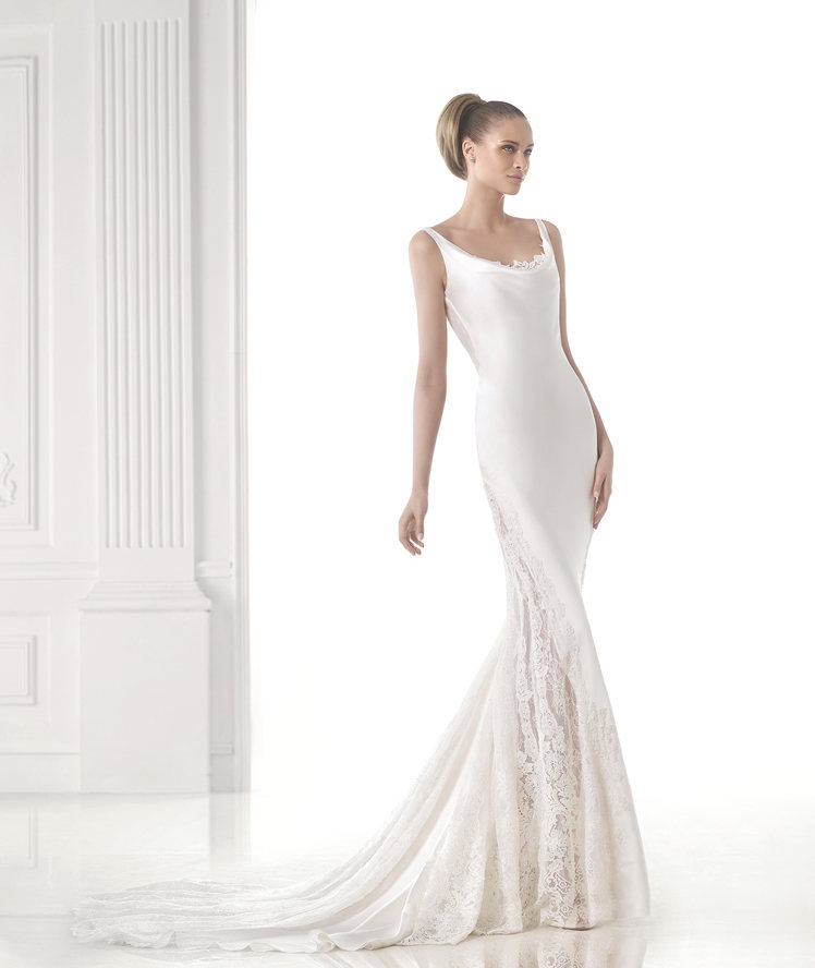 Atelier Pronovias 2015 Collection - LoveweddingsNG12