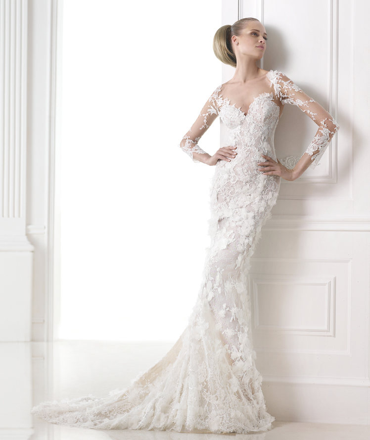 Atelier Pronovias 2015 Collection - LoveweddingsNG13