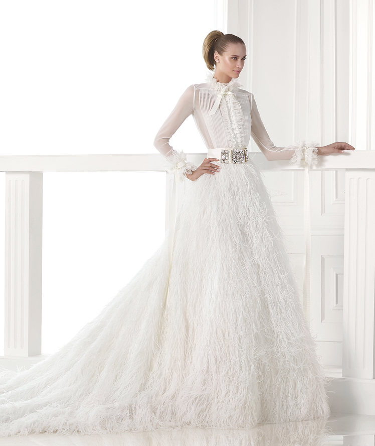 Atelier Pronovias 2015 Collection - LoveweddingsNG18
