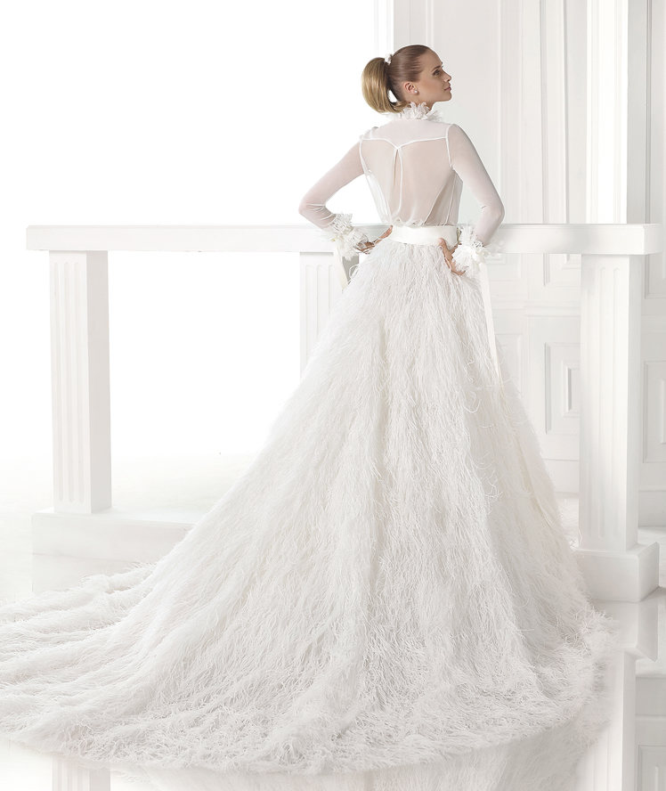 Atelier Pronovias 2015 Collection - LoveweddingsNG19