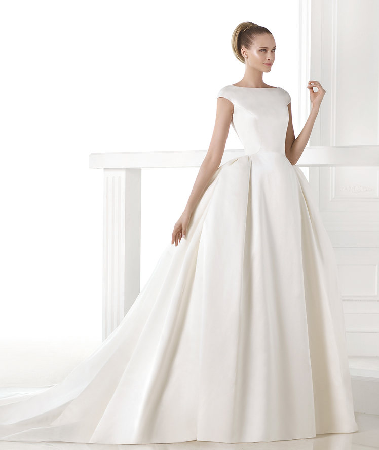 Atelier Pronovias 2015 Collection - LoveweddingsNG20