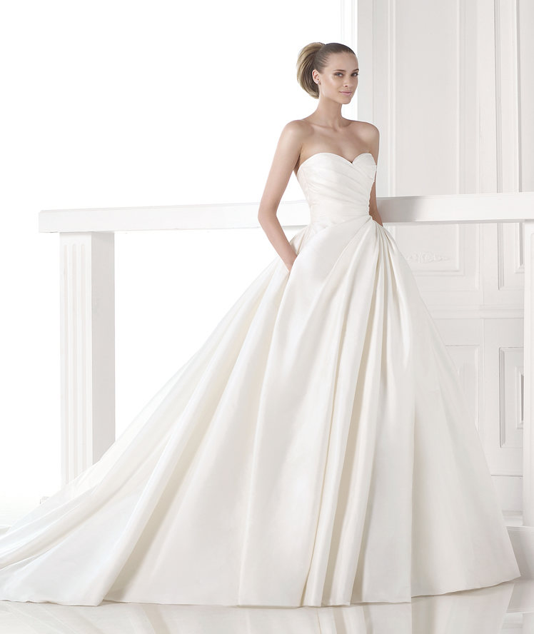 Atelier Pronovias 2015 Collection - LoveweddingsNG21