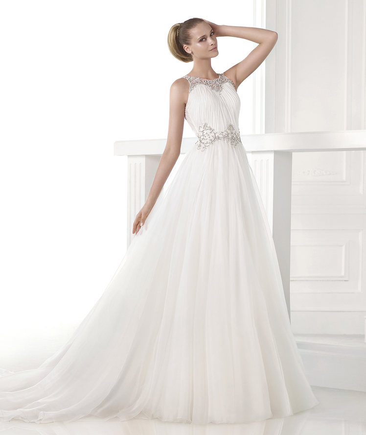 Atelier Pronovias 2015 Collection - LoveweddingsNG22