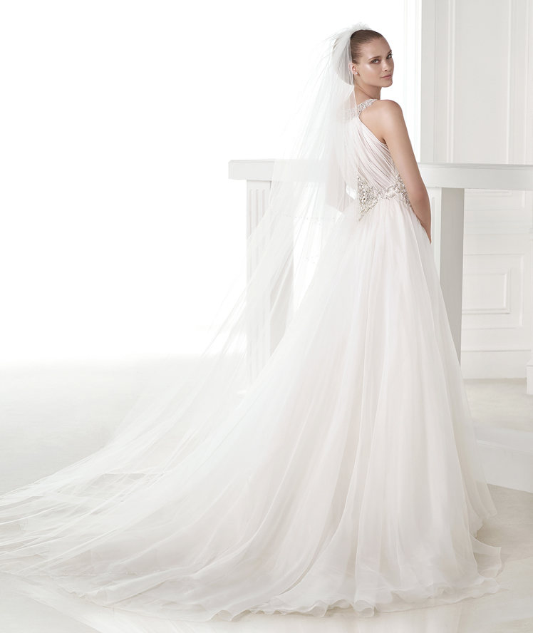 Atelier Pronovias 2015 Collection - LoveweddingsNG23