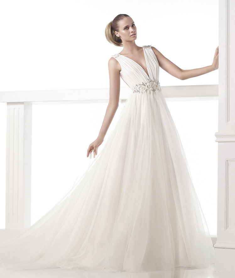 Atelier Pronovias 2015 Collection - LoveweddingsNG24