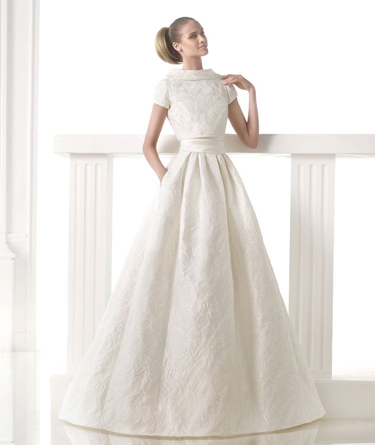 Atelier Pronovias 2015 Collection - LoveweddingsNG25