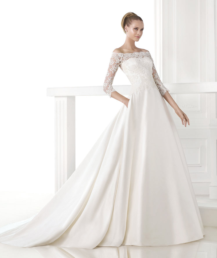 Atelier Pronovias 2015 Collection - LoveweddingsNG26