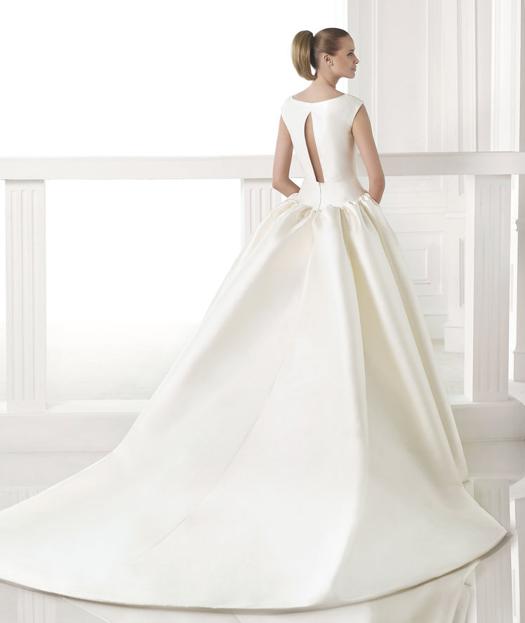Atelier Pronovias 2015 Collection - LoveweddingsNG28
