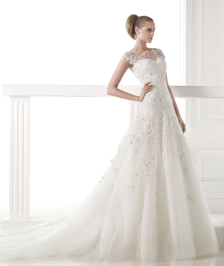 Atelier Pronovias 2015 Collection - LoveweddingsNG30