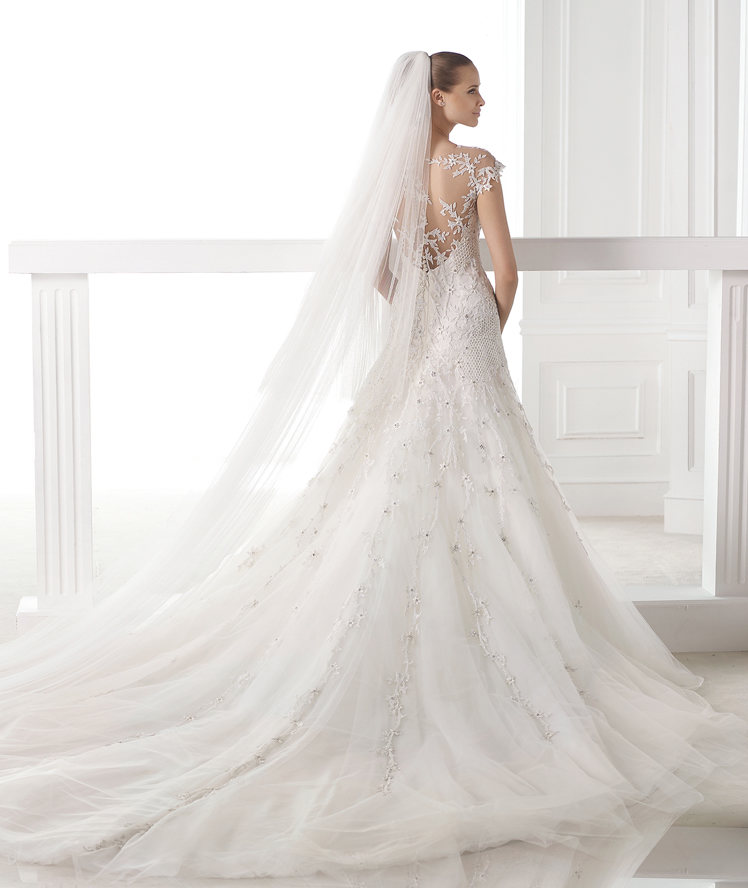 Atelier Pronovias 2015 Collection - LoveweddingsNG31