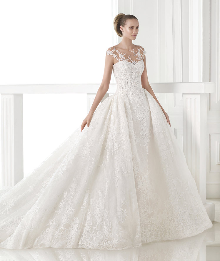 Atelier Pronovias 2015 Collection - LoveweddingsNG34
