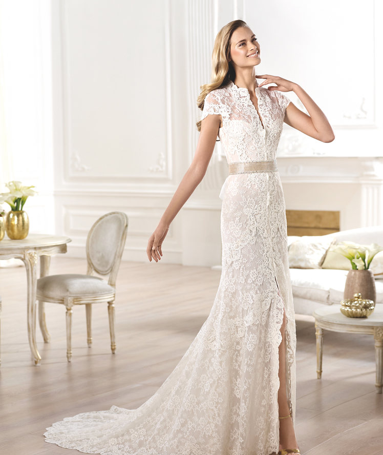 Atelier Pronovias 2015 Collection - LoveweddingsNG35