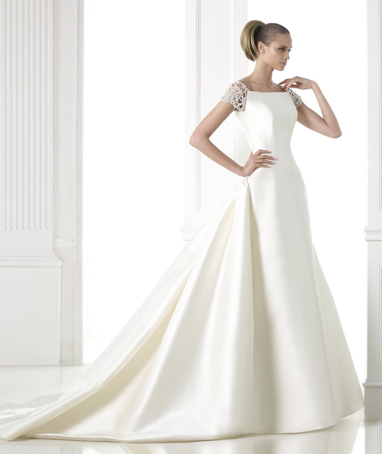 Atelier Pronovias 2015 Collection - LoveweddingsNG36