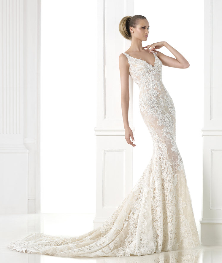 Atelier Pronovias 2015 Collection - LoveweddingsNG38