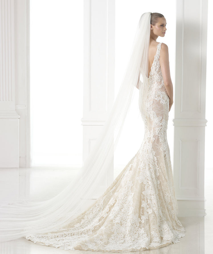 Atelier Pronovias 2015 Collection - LoveweddingsNG39