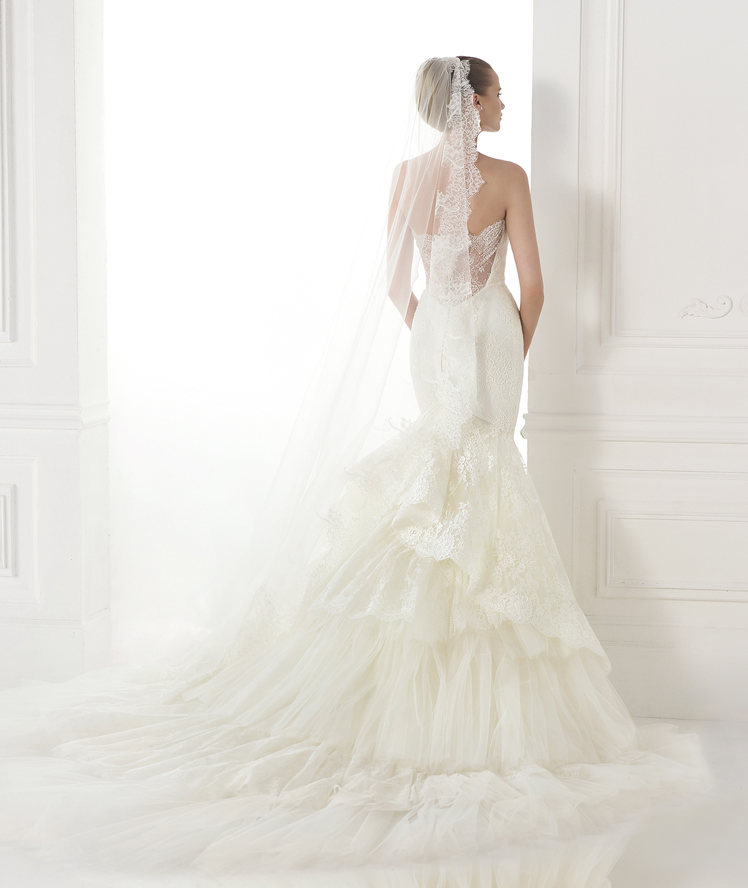 Atelier Pronovias 2015 Collection - LoveweddingsNG4