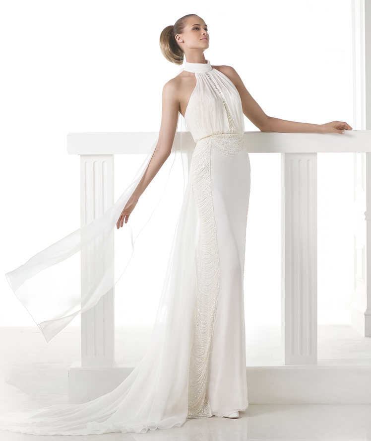 Atelier Pronovias 2015 Collection - LoveweddingsNG40