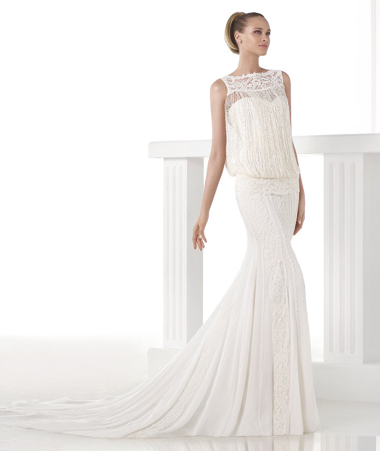 Atelier Pronovias 2015 Collection - LoveweddingsNG41
