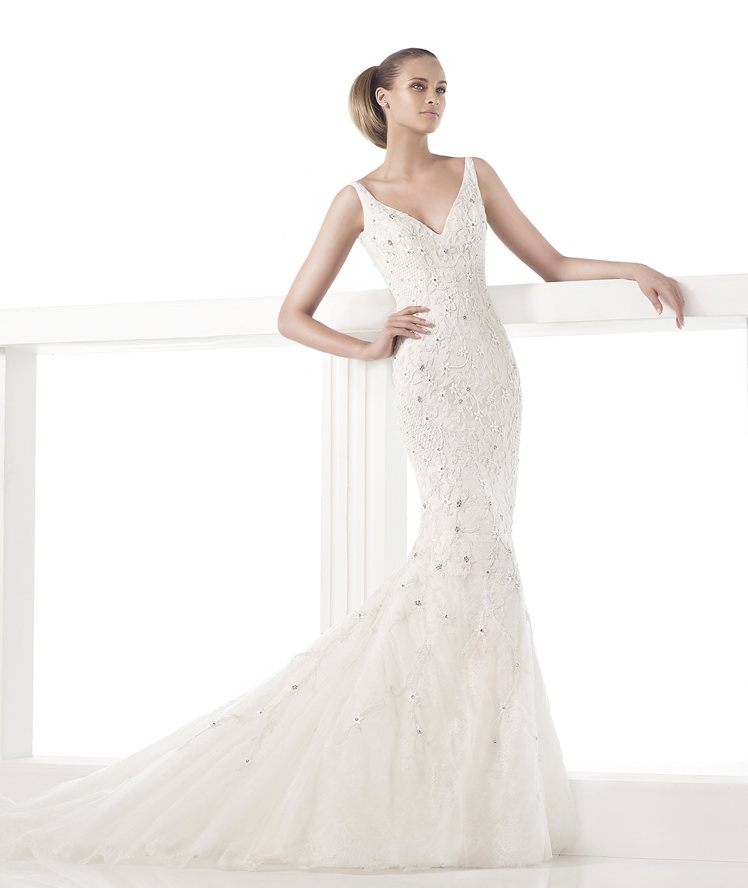 Atelier Pronovias 2015 Collection - LoveweddingsNG45