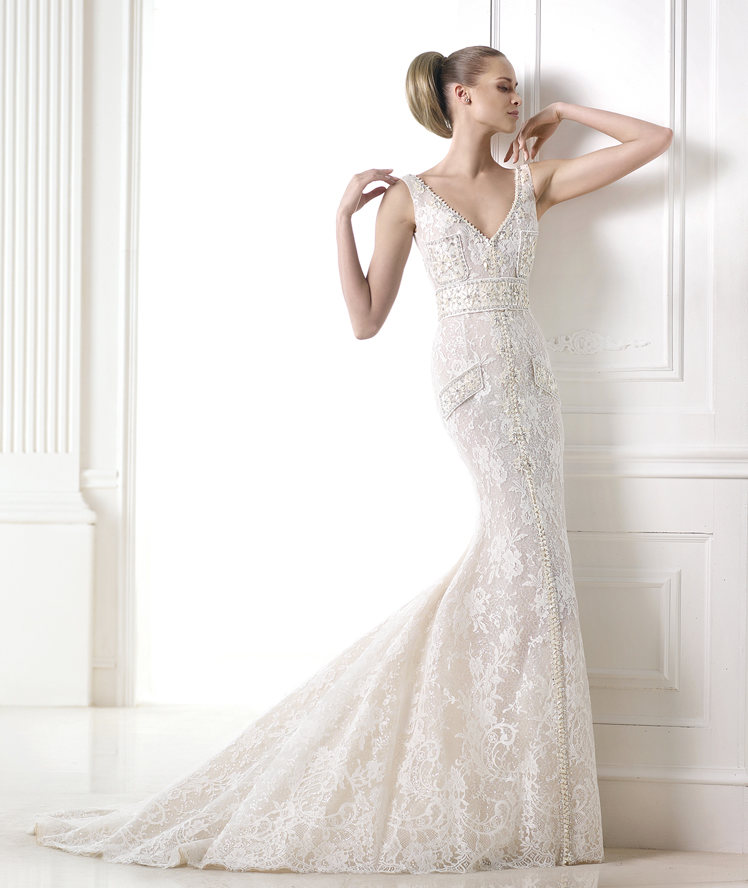 Atelier Pronovias 2015 Collection - LoveweddingsNG46