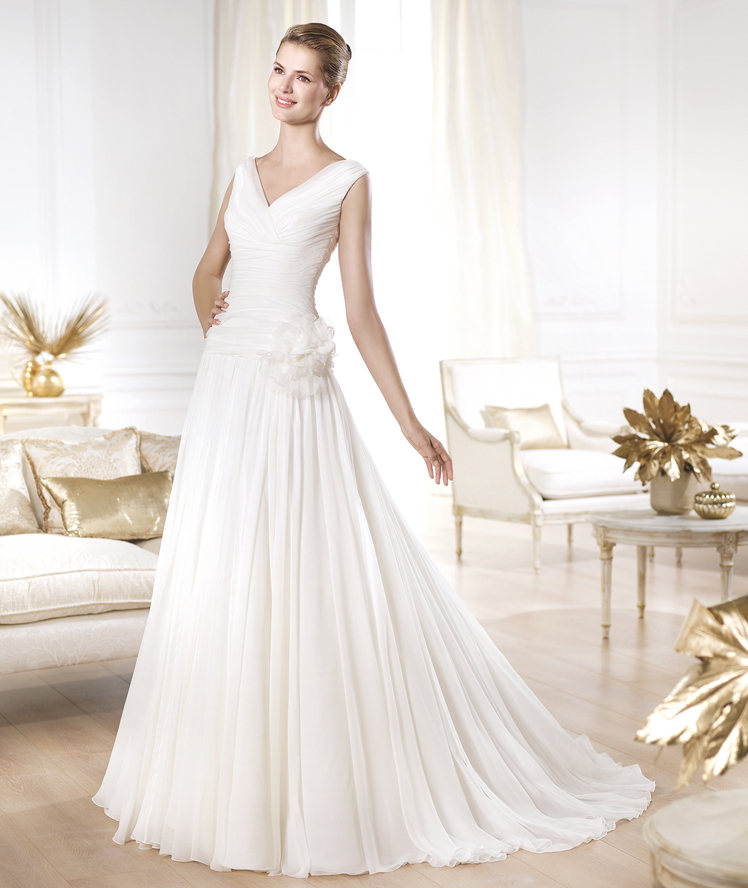Atelier Pronovias 2015 Collection - LoveweddingsNG48