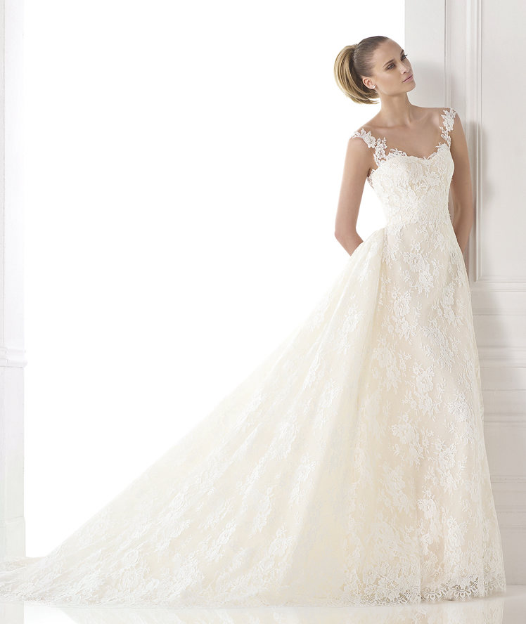 Atelier Pronovias 2015 Collection - LoveweddingsNG49