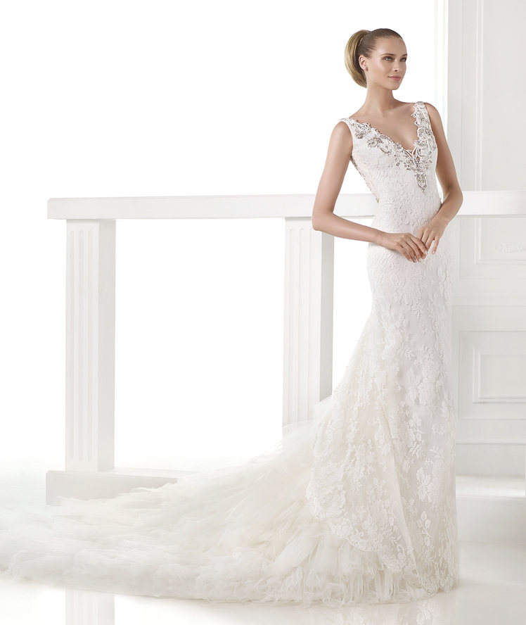 Atelier Pronovias 2015 Collection - LoveweddingsNG5