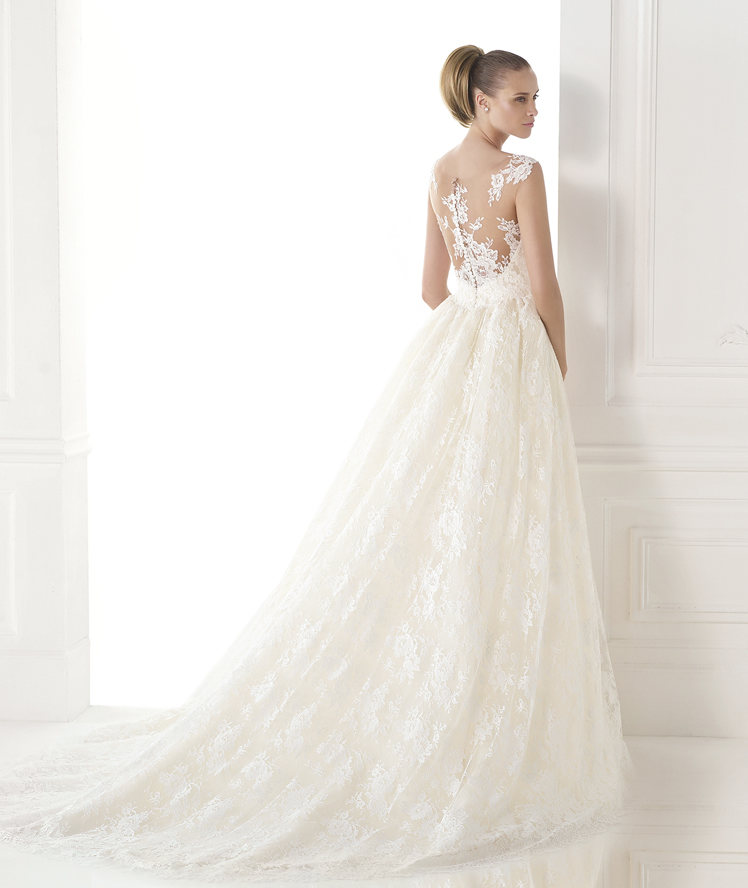 Atelier Pronovias 2015 Collection - LoveweddingsNG50