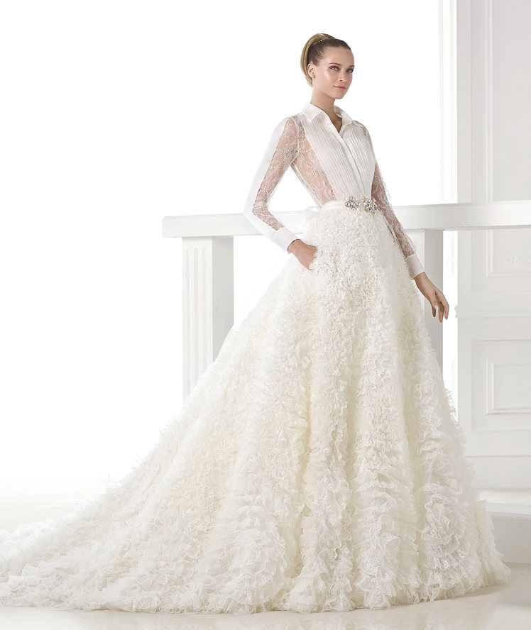 Atelier Pronovias 2015 Collection - LoveweddingsNG52