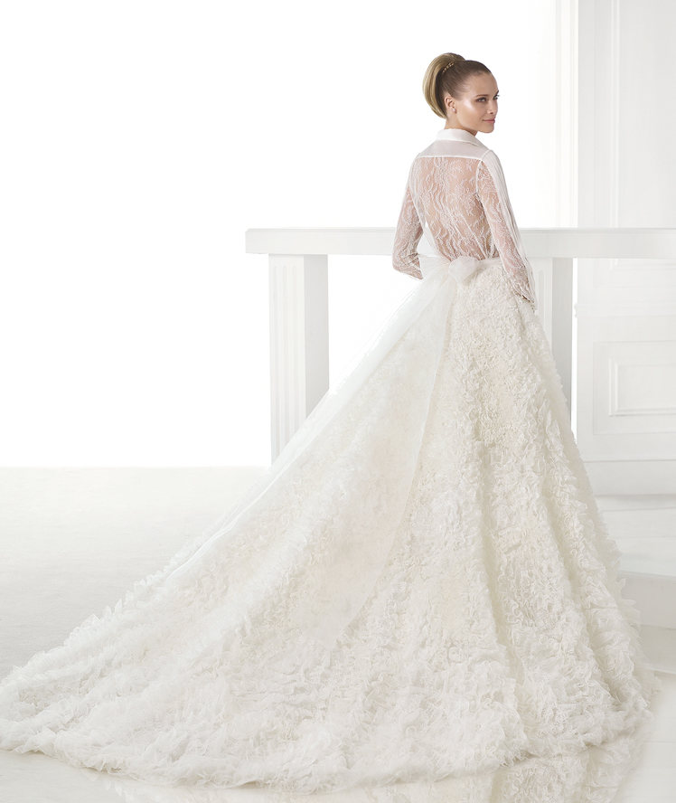 Atelier Pronovias 2015 Collection - LoveweddingsNG53
