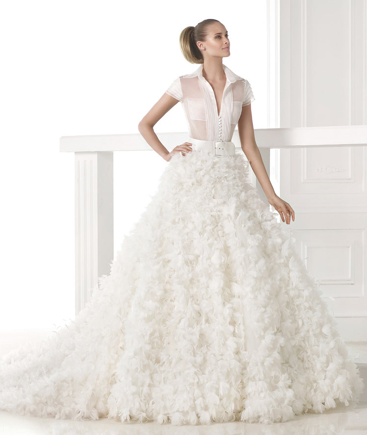 Atelier Pronovias 2015 Collection - LoveweddingsNG54