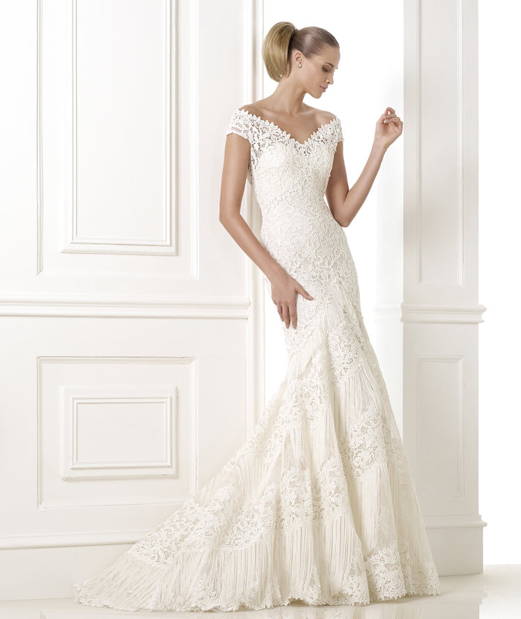 Atelier Pronovias 2015 Collection - LoveweddingsNG55