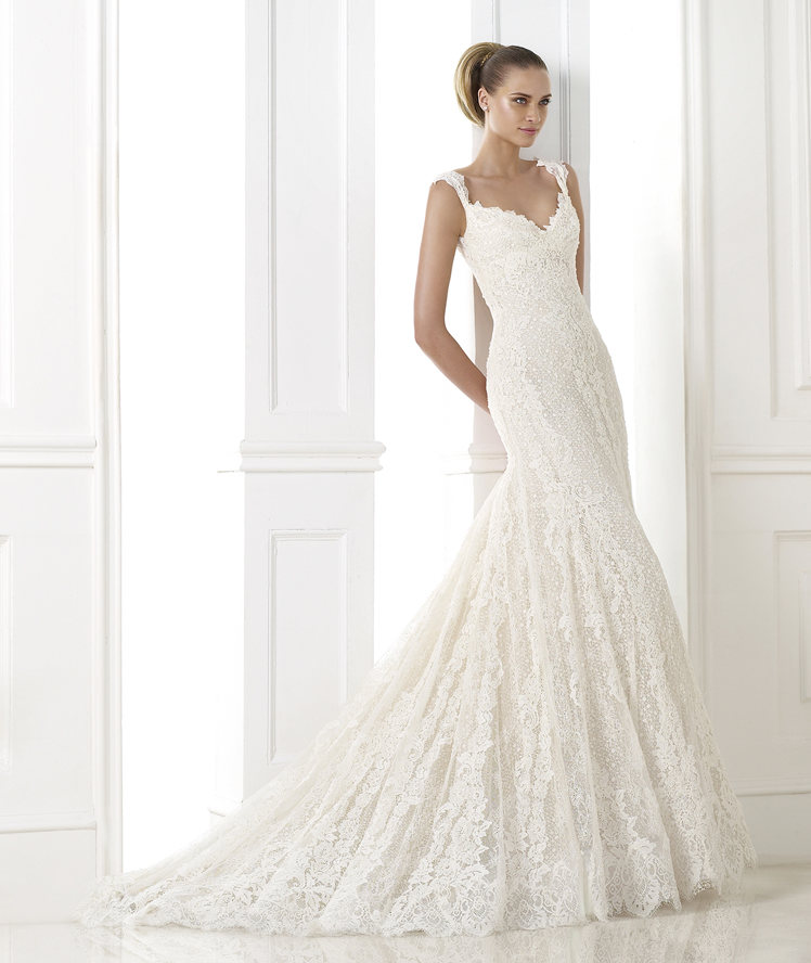 Atelier Pronovias 2015 Collection - LoveweddingsNG57
